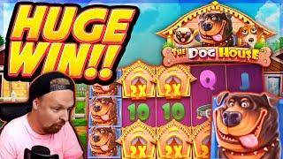 HUGE WIN!!! Dog House BIG WIN!! Casino Games from CasinoDaddy Live Stream