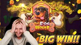 BIG WIN! DOG HOUSE BIG WIN - CASINO Slot from CasinoDaddys LIVE STREAM (OLD WIN)