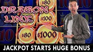 HUGE Jackpot Bonus  Late Night Win With Brian and Britt.