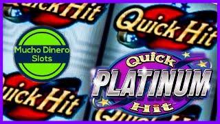 FREE GAMES /QUICK HIT PLATINUM JACKPOT /HIGH LIMIT/ MAX BETS
