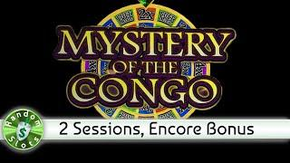 Mystery of the Congo slot machine, 2 Sessions, Bonus