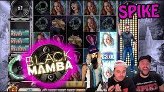 Proviamo la BLACK MAMBA della Play'n Go!