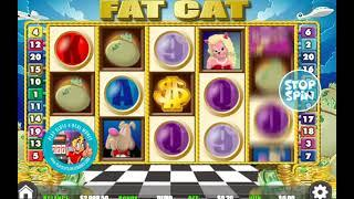 [FAT CAT SLOTS GAMEPLAY]  'WGS (FORMERLY VEGAS TECHNOLOGY) GAMING'    PLAYSLOTS4REALMONEY