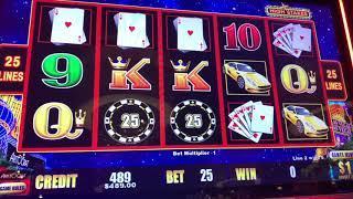 Sky Rider - High Stakes - Happy Lantern - Triple Double Diamond   - High Limit Slot Play