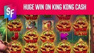 Wild Win On King Kong Cash Slot (SlotsFighter)