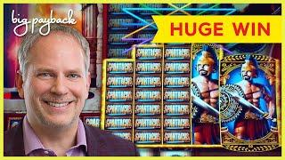 WOW! I DOMINATED Spartacus & Li'l Red SUPER COLOSSAL REELS SLOTS!