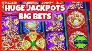 TREE OF WEALTH SLOT JACKPOT/ HIGH LIMIT SLOT PLAY/ FREE GAMES/ $88 BETS