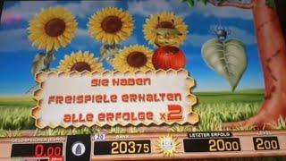 Highwin/Bigwin Honey Bee auf 2 Euro Fach Freispiele Die meistenNachahmerlocktdasUnnachahmliche