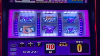Pink Diamond    $20/Spin - High Limit Slot Play