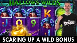 45 Minutes on Chumba Casino  Hallows Wilds  BCSlots #ad