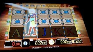 Eye of Horus gönnt saftige Spiele   Totem Chief 4€ frisst wieder alles!