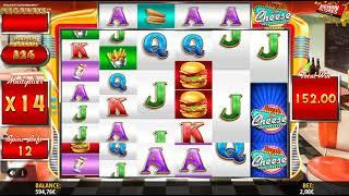 Royale With Cheese - 20 Spins x12 Start! BIG WIN!