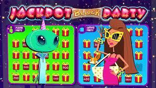 Jackpot Block Party - Jackpot Party Casino Slots