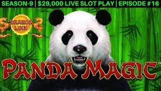 Dragon Link PANDA MAGIC Slot Machine $10 Max Bet Bonus   Season 9   Episode #16