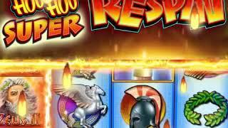 Zeus II Respin Version 2 - Jackpot Party Casino Slots - Square 16sec