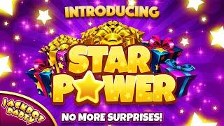See What You Could Win with Star Power!  | Jackpot Party Casino