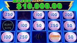 CHASING A MAXED OUT $10,000 MAJOR! LIGHTNING LINK HIGH LIMIT SLOT MACHINE