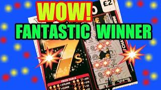 £200.00 SCRATCHCARDS..FANTASTIC  GAME..AND CARDS