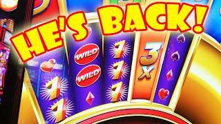 LAS VEGAS SLOTS GETTING THEIR MOJO BACK!