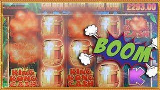King Kong Cash ** BIG WIN?!?! **