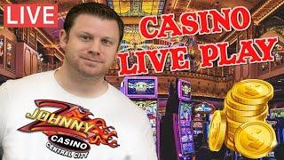 BOD Live Slot Play from Johnny Z's Casino in Central City!