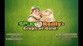 Spud O' Reilly's Crops of Gold Online Slot from Playtech