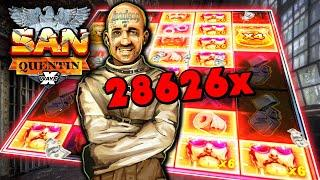 MASSIVE 28626x WIN ON SAN QUENTIN xWAYS (FIRST DAY)