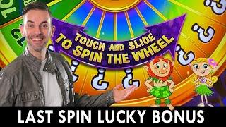 The BEST LAST SPIN Lucky Bonus Coushatta Casino in Louisiana  BCSlots