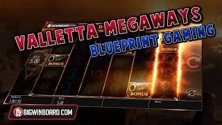 VALLETTA MEGAWAYS (BLUEPRINT GAMING) ONLINE SLOT