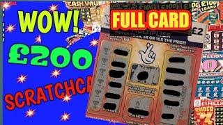 """CRACKING GAME..TWO(2)""""FULL CARD""""S IN THIS GAME...50X""""SPIN£100""""WIN ALL""""CASH MATCH""""£250,000 MULTIPLIER"""