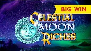 Celestial Moon Riches Slot - BIG WIN SESSION!