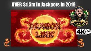 DRAGON LINK Panda Magic $2 Denom 4 scatter