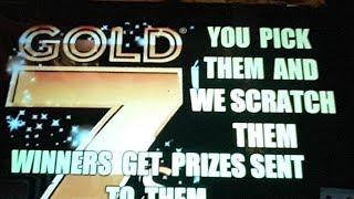 SELECT..YOUR SCRATCHCARD GAME...with ALBERT..WhooooOOOOOOO