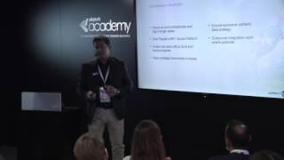 Playtech Academy at ICE 2017, The Vision for Playtech BGT Sports