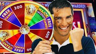 JACKPOT!  BUFFALO  GOLD REVOLUTION  slot machine JACKPOT HANDPAY!
