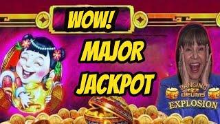 AWESOME! ANOTHER MAJOR JACKPOT WIN & BONUSES!