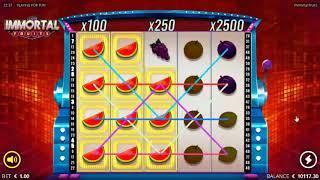 Immortal Fruits - Vegas Paradise Casino
