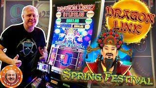 OVER 7 THOUSAND DOUBLE DRAGON HANDPAY$! Spring Festival Pays Out BIG!