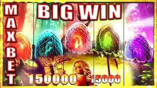 *MAX BET**BIG WIN* | DRAGON MISTRESS SLOT MACHINE 5 SYMBOL BONUS wms slots
