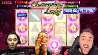 SLOT ONLINE - Proviamo la CHARMING LADY - CASH CONNECTION