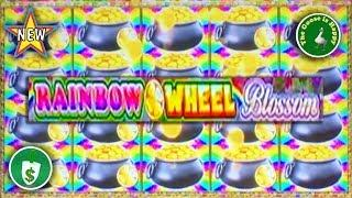 •️ NEW • Rainbow Wheel Blossom slot machine, Bonus