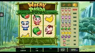 Wacky Panda - Vegas Paradise