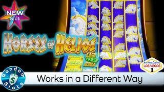 ️ New - Horses of Helios Cash Across Slot Machine Feature