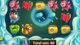 Tornado: Farm Escape slot by NetEnt - Gameplay
