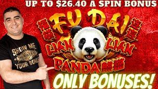 Slot Machine Bonuses & Big Wins With Free Play   High Limit Slot Machine Bonus Win- Great Session