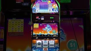 VGT Slots Polar High Roller $1 Max $10 Ten Times The Money Choctaw Gambling Casino