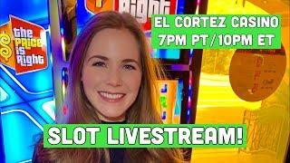 Slotlady is Back in Vegas!! Let's Play Some Slots!