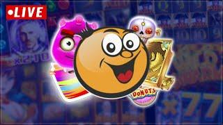Live Online Slots - Introducing 2 New Streamers To Fruity Slots!