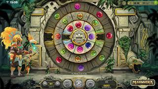 Mayanera slot from Spinmatic - Gameplay