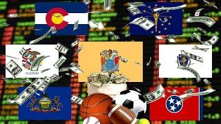 US Sports Betting Growth and Expansion